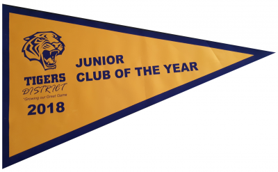 2018 Club of the Year - Flag